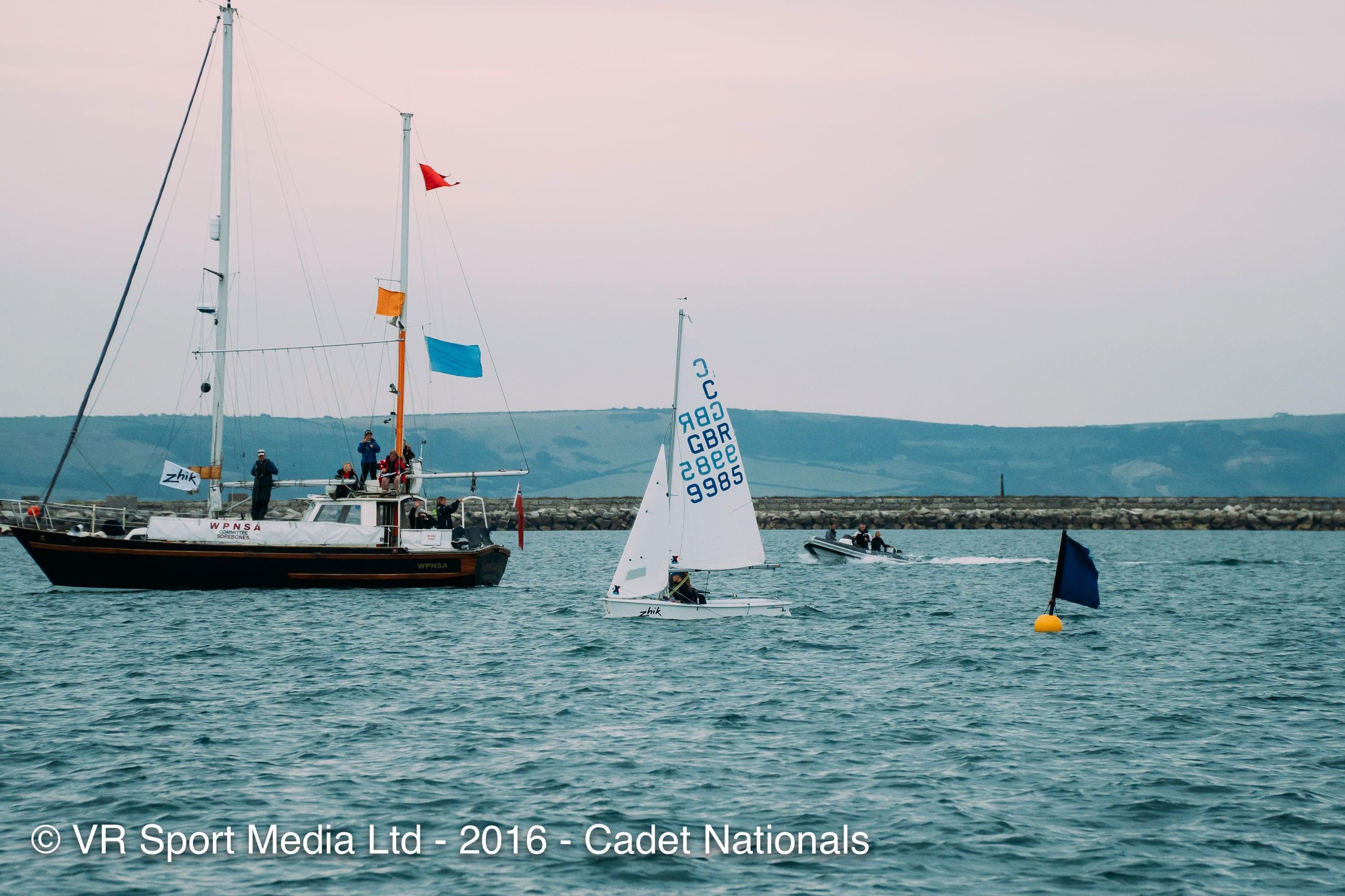 Worlds prep underway at UK Cadet nationals