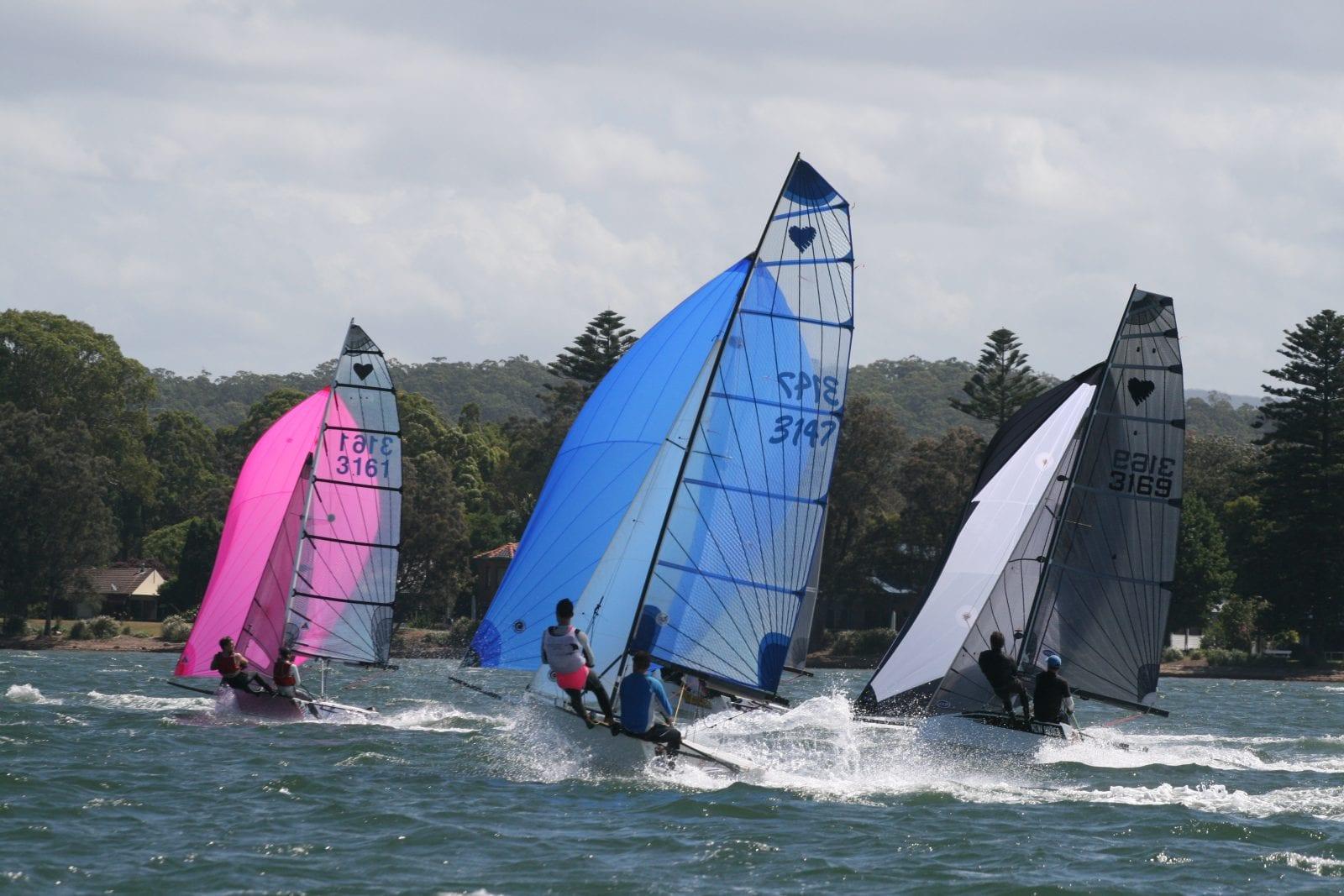 NSW Cherubs prepare for big season