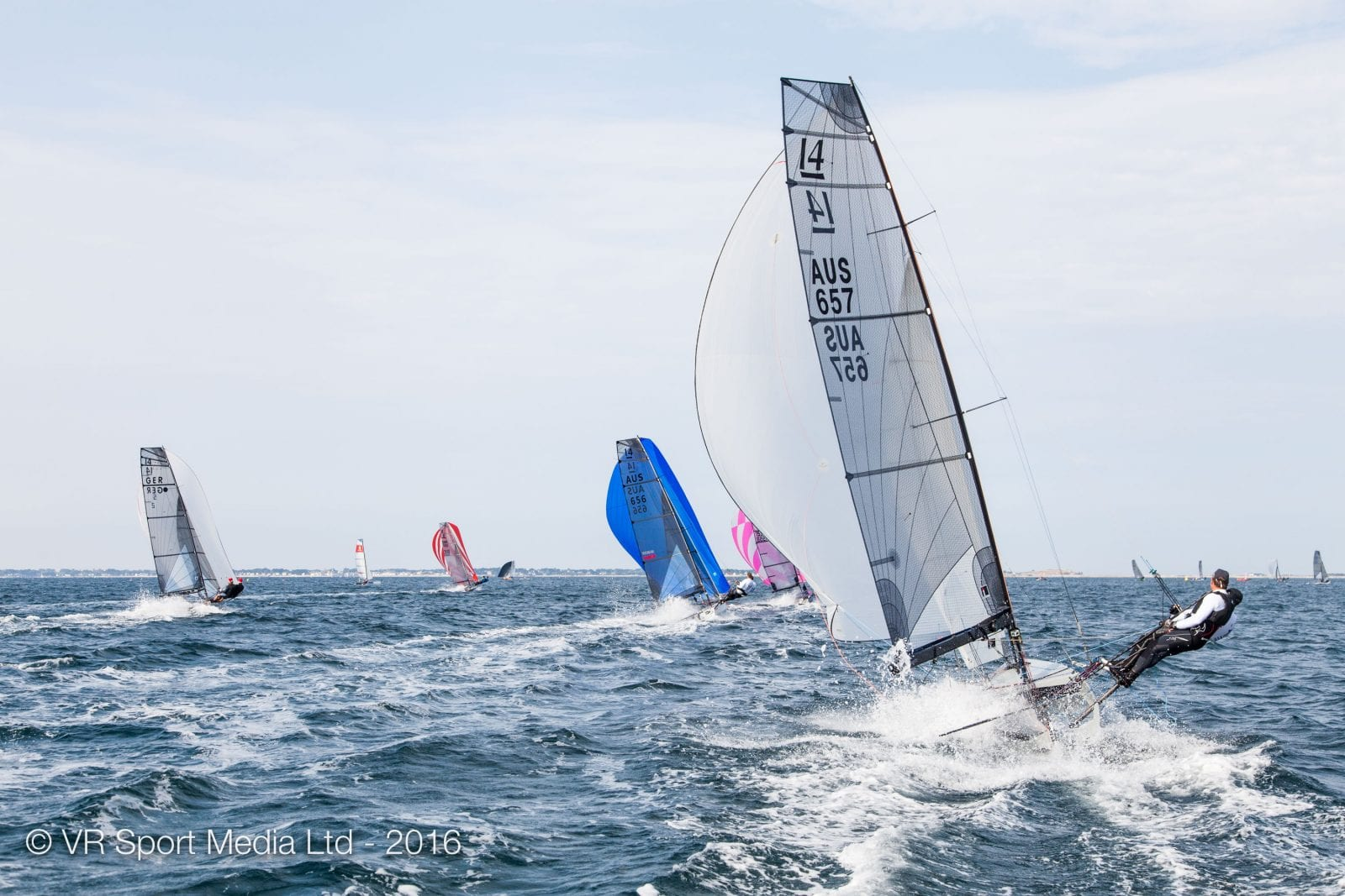 Video – VRSport.tv I14 Worlds Day 1