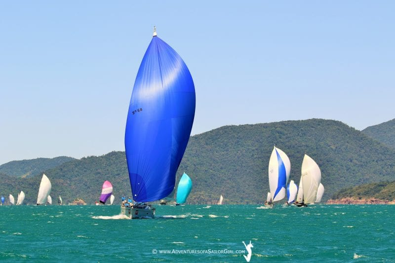 Looking back at Hamo Race Week – from the Sailor Girl