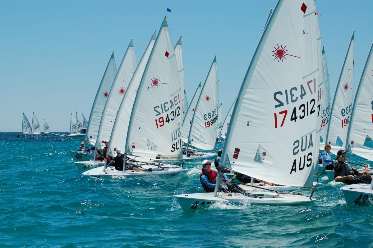 Entries open for Adelaide Laser Nationals