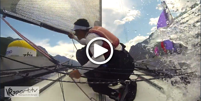 VIDEO: Aussies take out Lake Garda B14 worlds