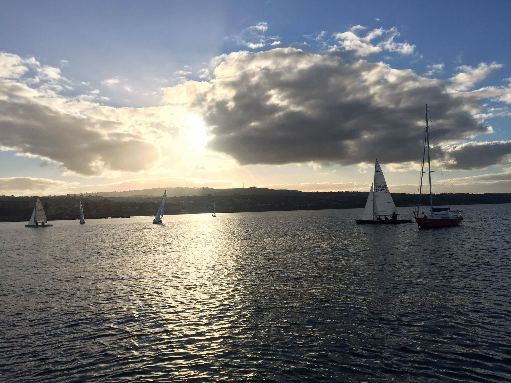 PART THREE: Sharpie Frostbite – 'See you next year'