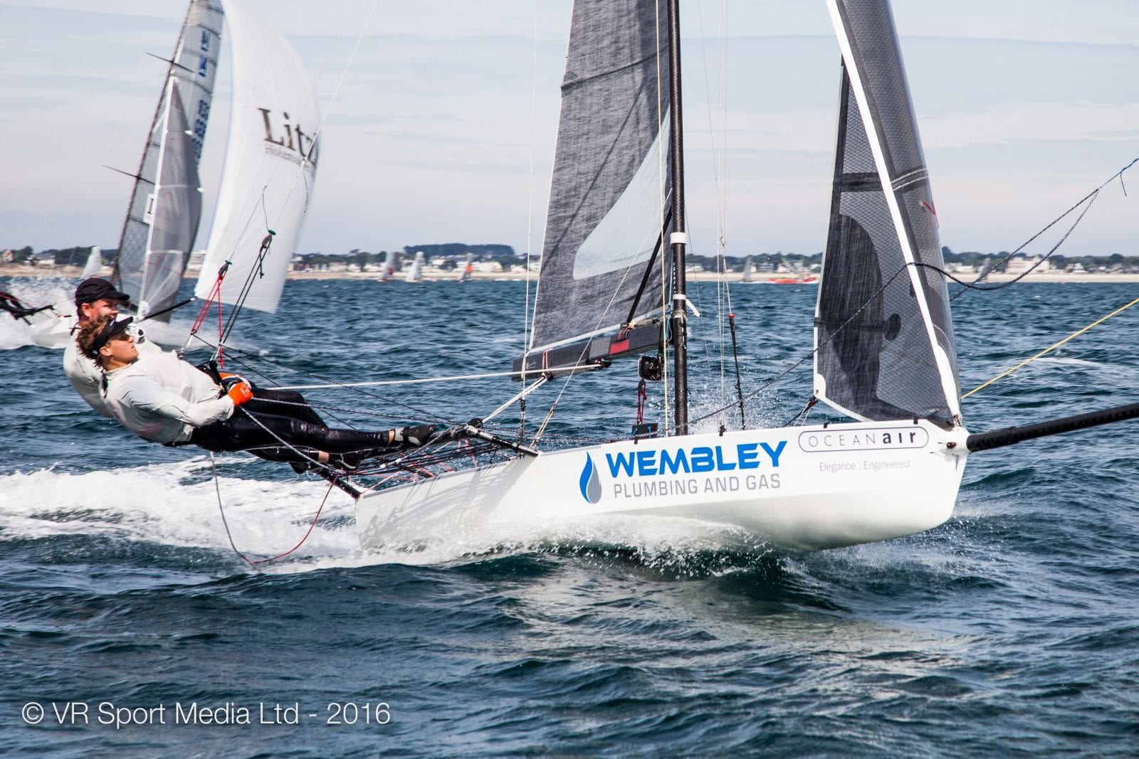 I14 Worlds Final Day – Aussies put on a clinic
