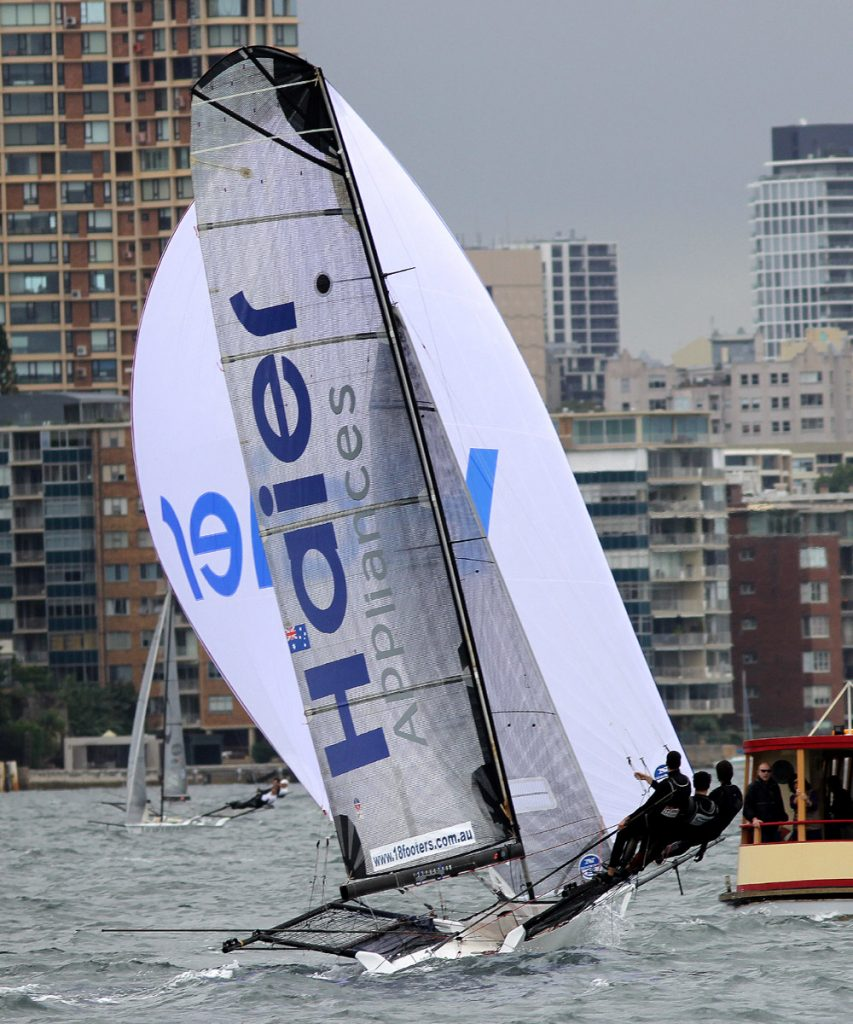 Pedro Vozone will skipper Haier Appliances for another season.