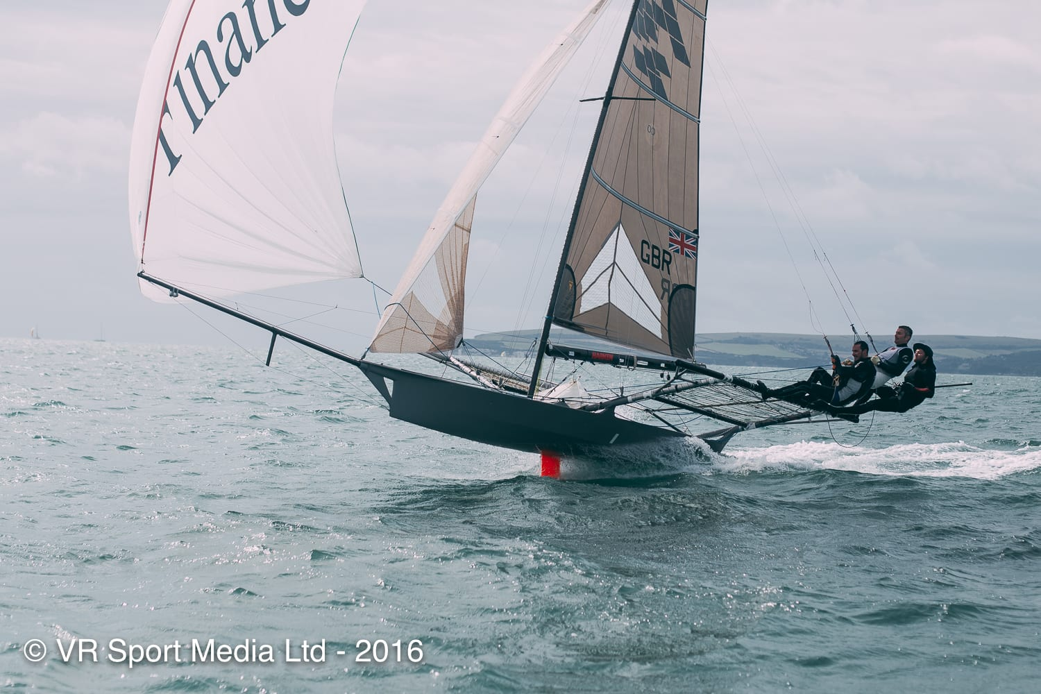 UK 18ft Skiff Grand Prix Final – Rig Choice Splits fleet