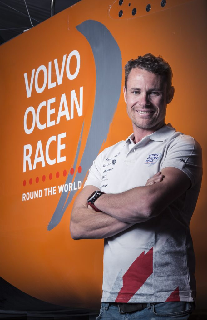 South Australian Nick Bice will head up the Volvo Ocean Race's Boatyard facility for another edition of the race.