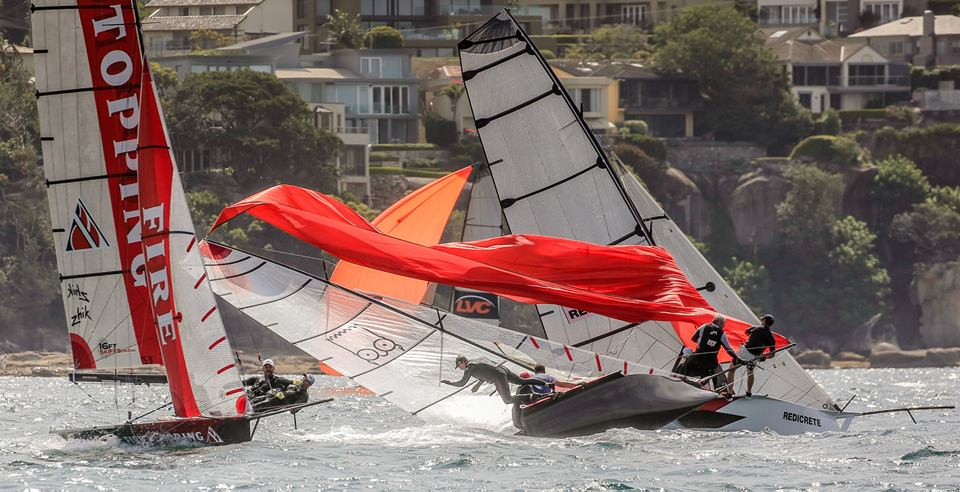 16s – Port Jackson Regatta in pictures