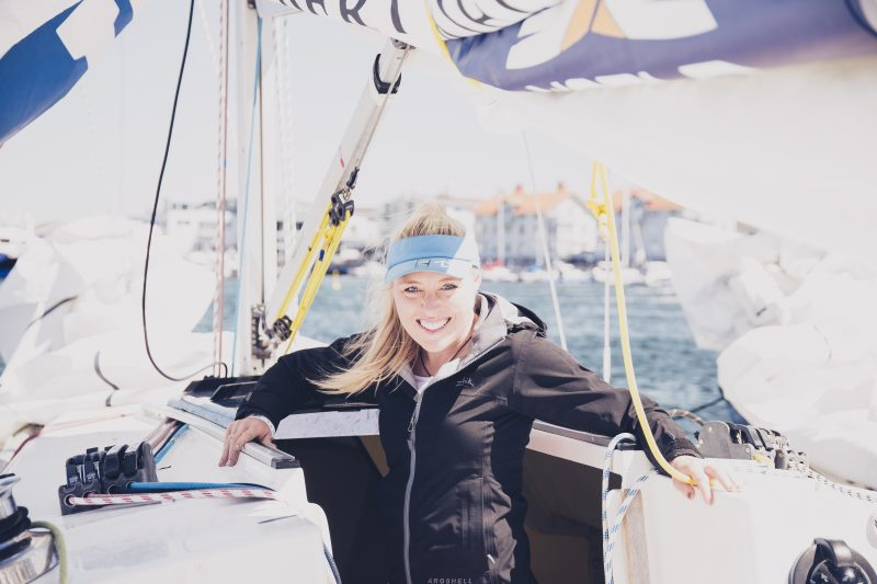 Living a life of adventure | the Sailor Girl story