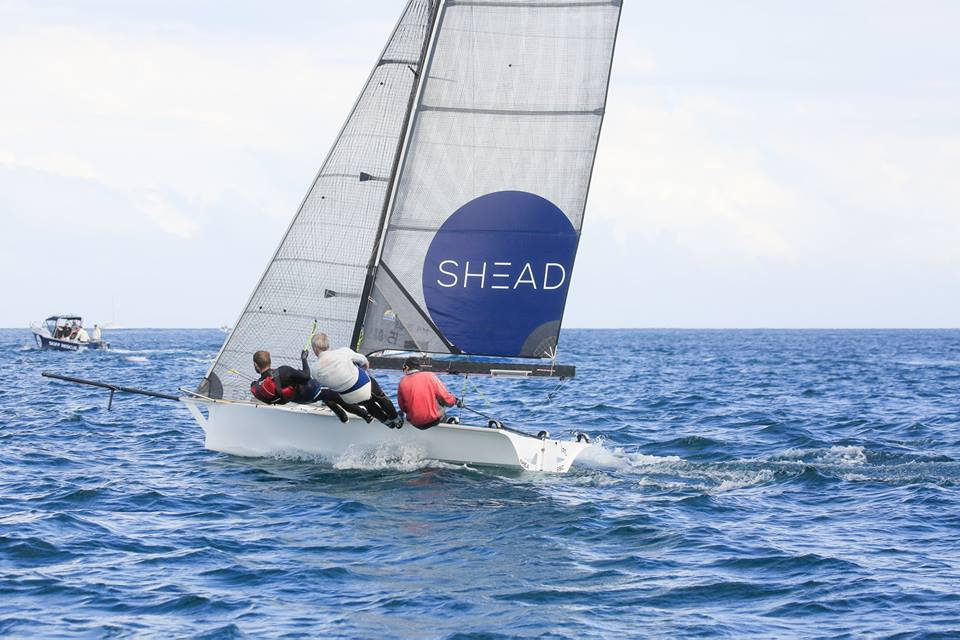 Middle Harbour entrant Sheads