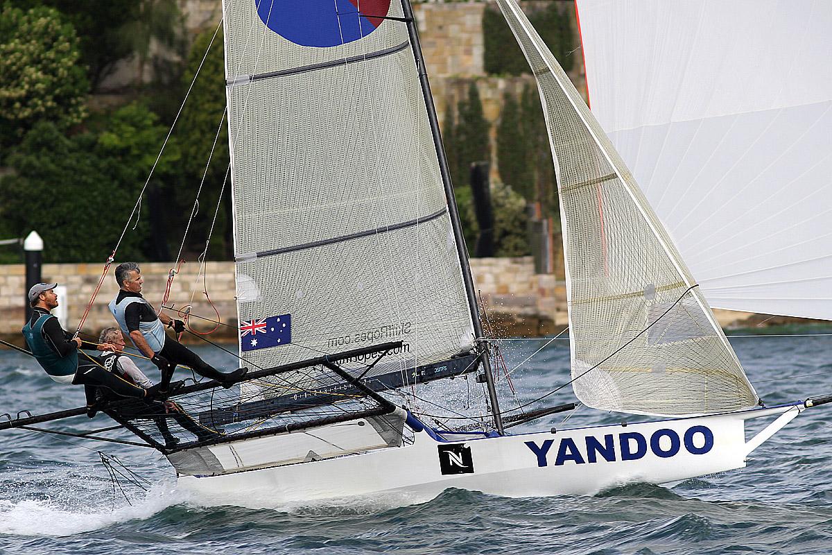 Yandoo in early season form