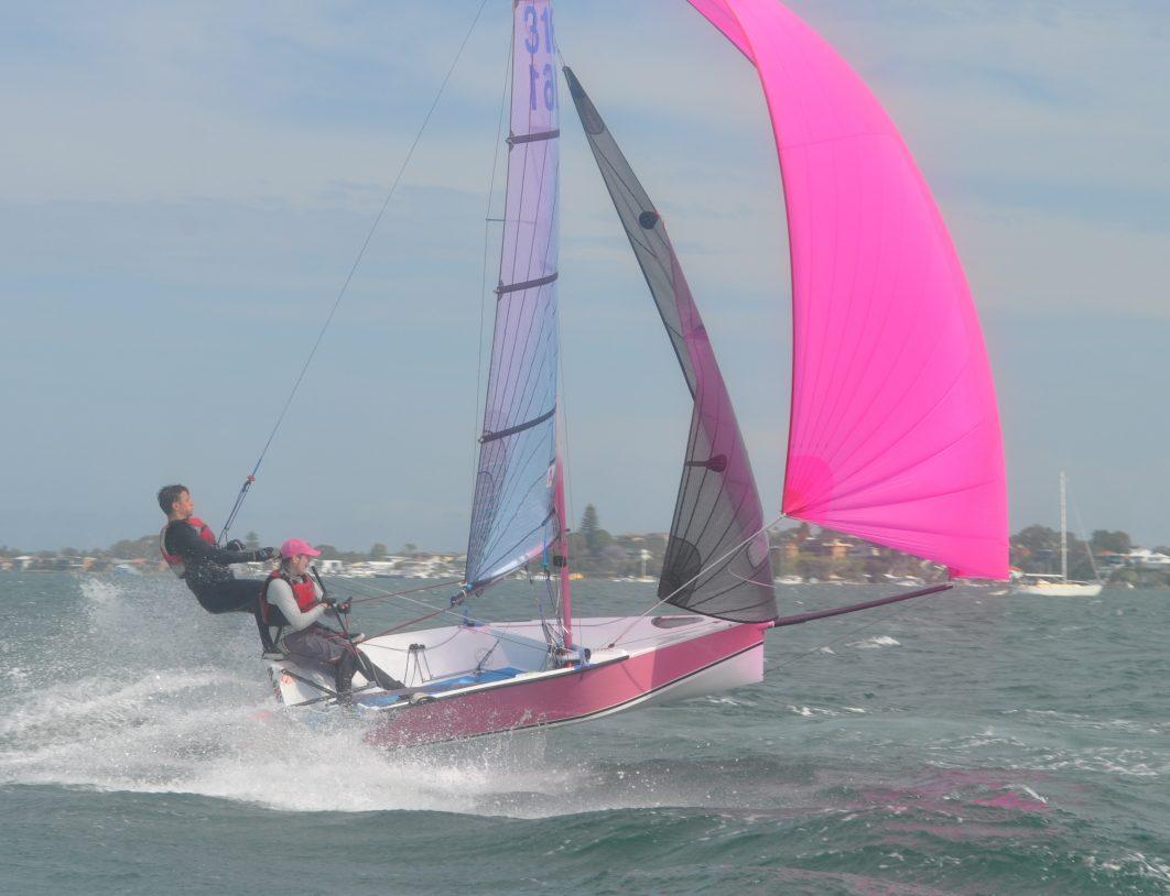 Ronstan Cherub NSW State Championships 2016-17 – Round One