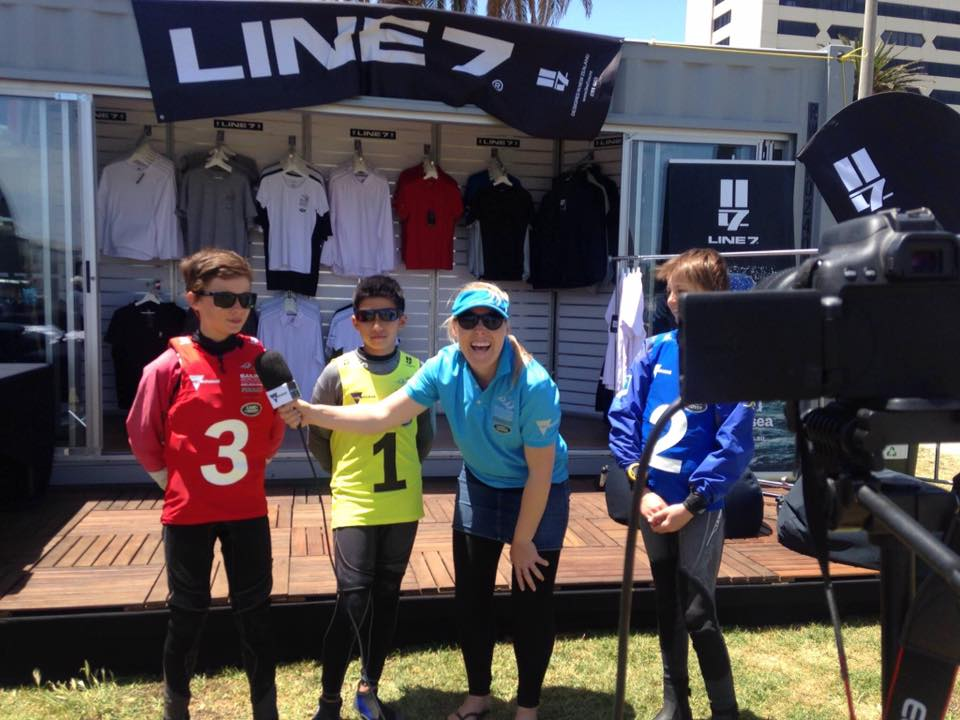 VIDEO | Future rock stars at Sailing World Cup – from the Sailor Girl