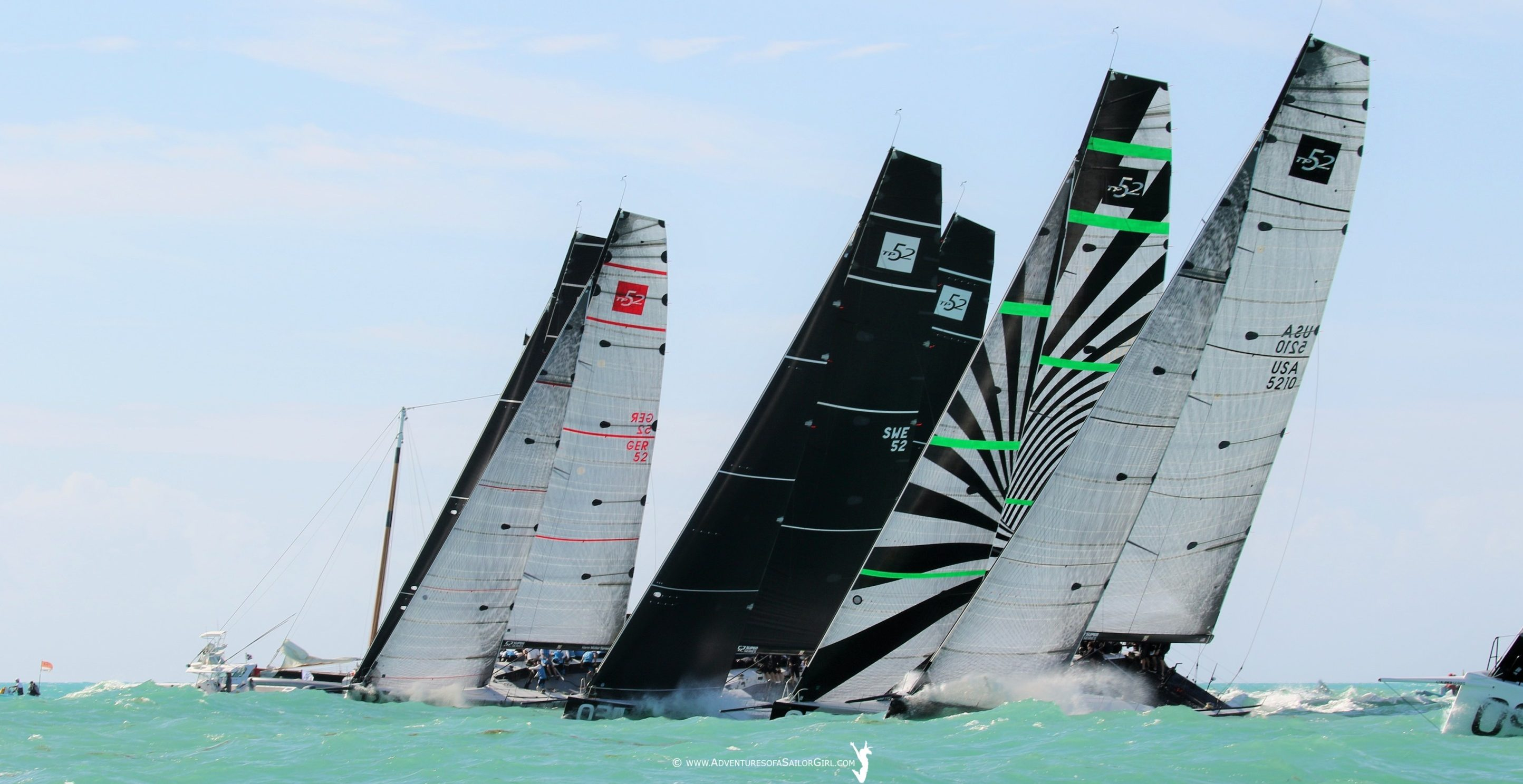 Quantum Key West Race Week | Day 3 from the Sailor Girl
