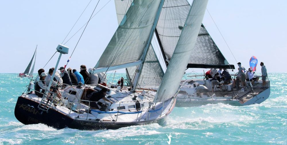 Quantum Key West Race Week | Day 2 from the Sailor Girl
