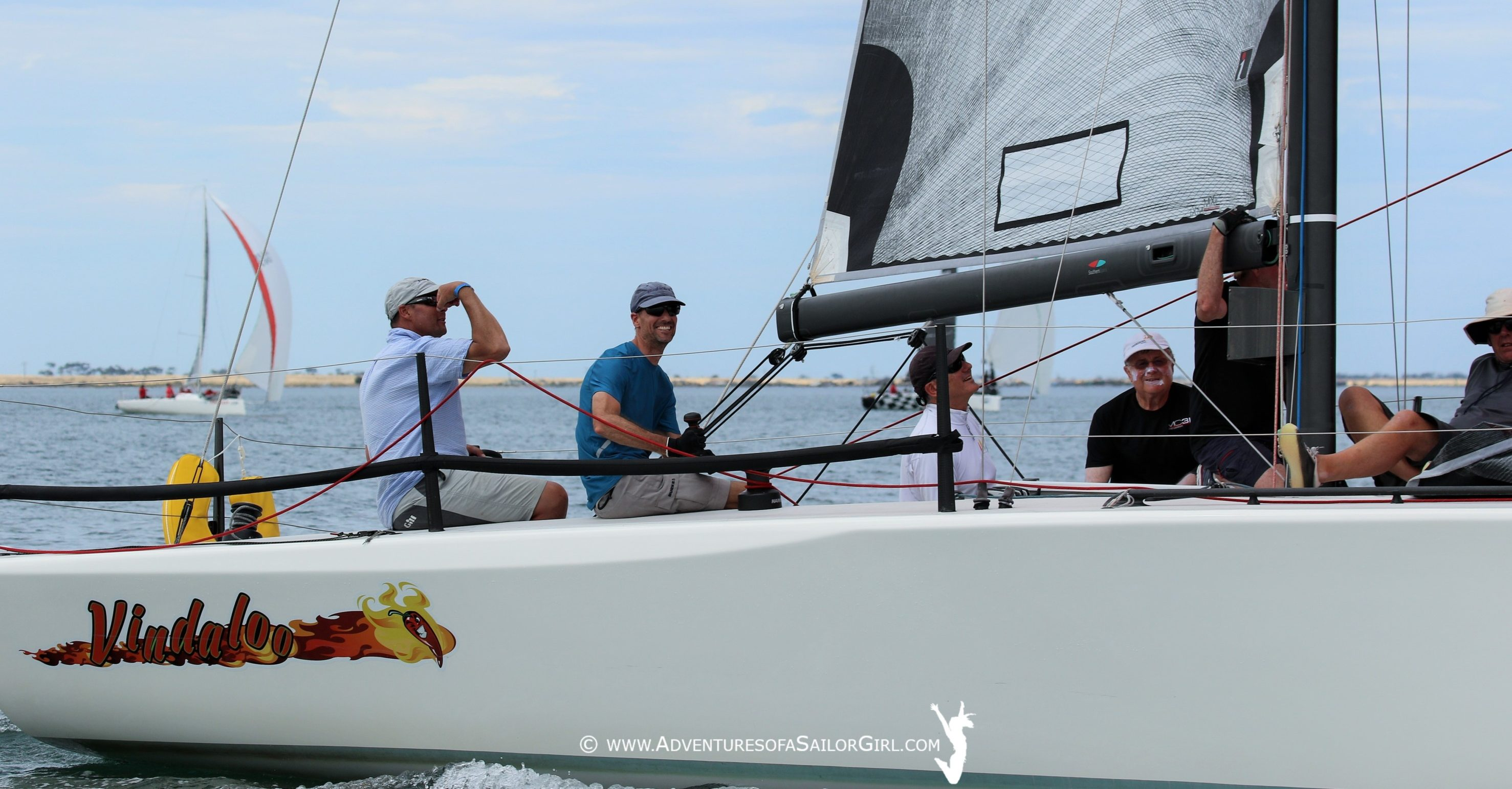 Festival of Sails | Opening regatta blog from the Sailor Girl | VIDEOS