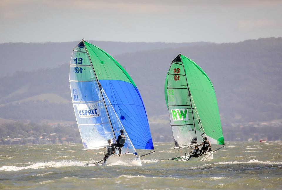 13s-downwind