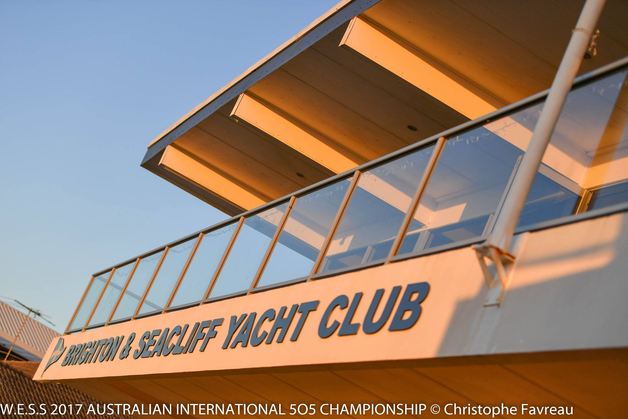 The Brighton and Seacliff Yacht Club is a beautiful part of the Adelaide coastline. Photos: Christophe Favreau