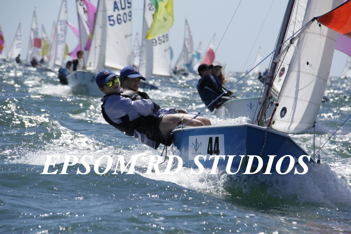 Racing has been close at the pointy end of the fleet. Photos: Dave Birss, Epsom Rd Studios.