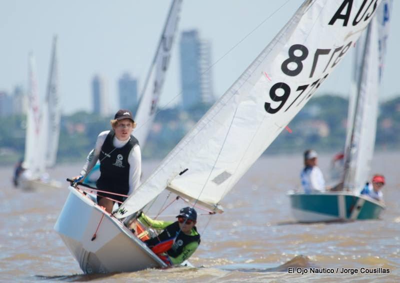 International Cadet Worlds   AUS Coach's Blog #7