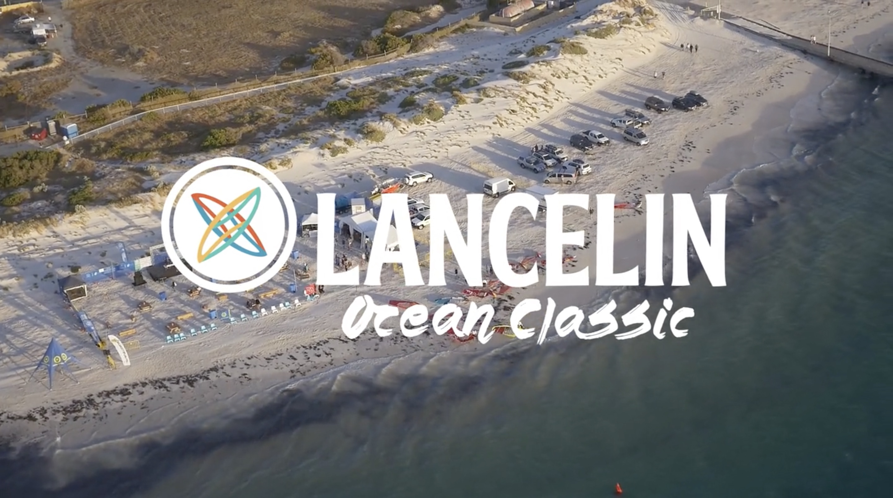 Lancelin Ocean Classic | Windsurfing wave comp highlights | VIDEO