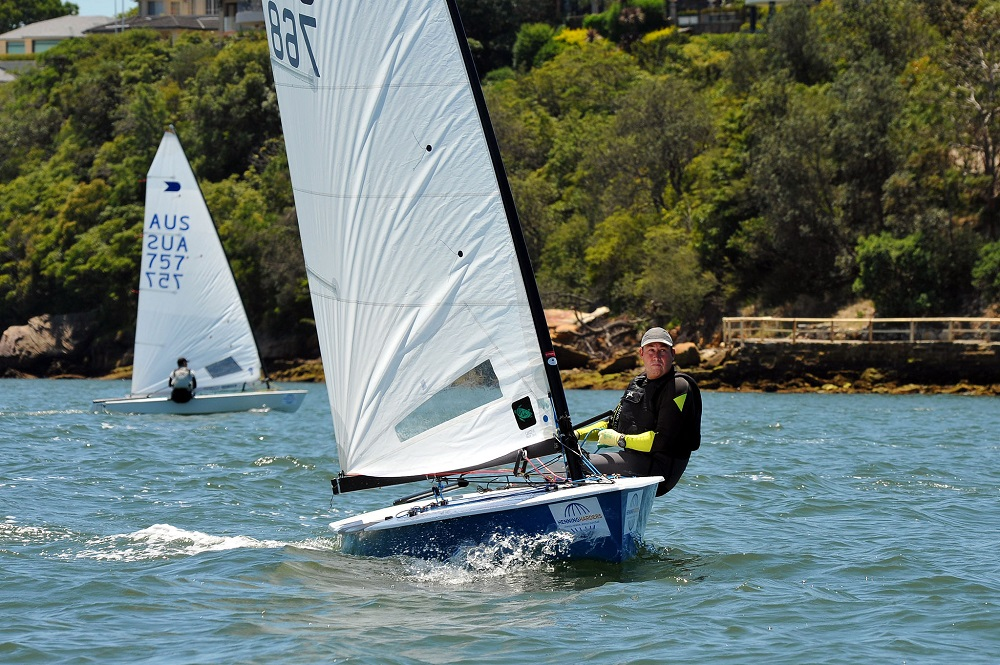 OK Dinghy –  Jackson strikes back on 'crazy day' at Henning Harders OK Dinghy Nationals