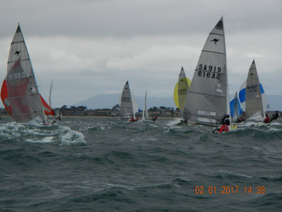 Bit on at the top mark rounding