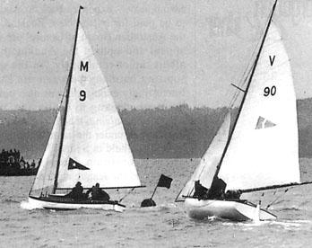 1939 champion Manu leading Jeanette