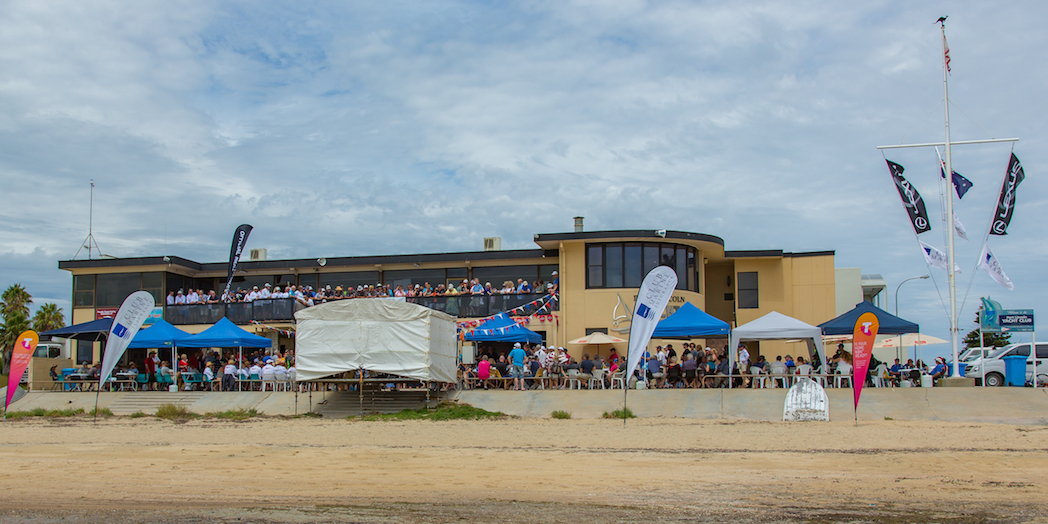 The Port Lincoln Yacht Club will be buzzing during this year's regatta. Photo: Take 2 Photography.