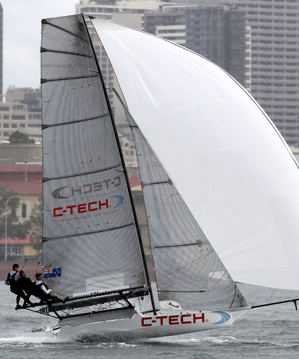 C-Tech produced another consistent performance