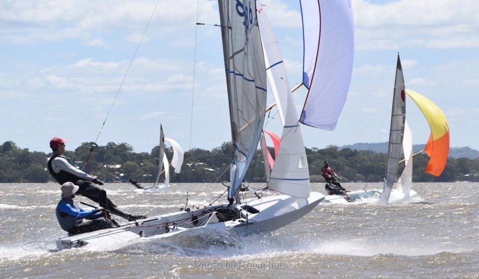Fireball Nationals – Rivoli Bay Sailing Club