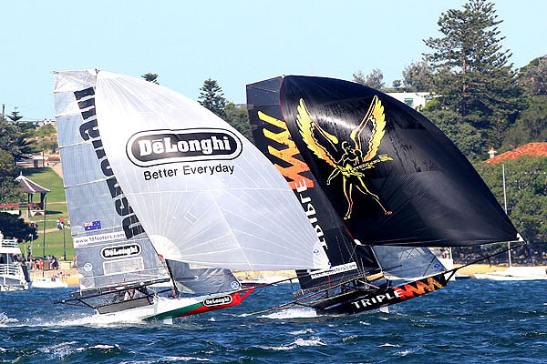 2017 JJ Giltinan 18ft Skiff Championship –  Preview