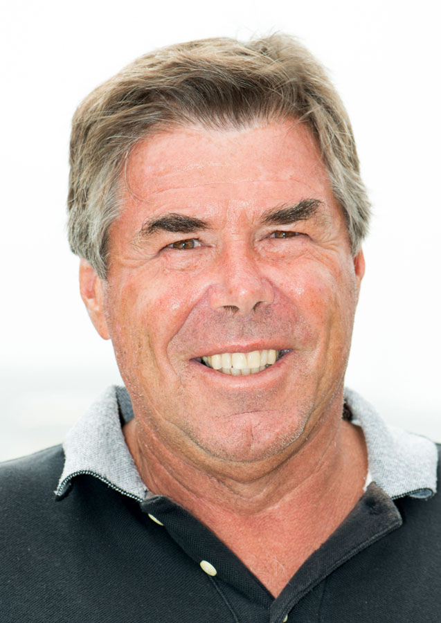 Graham Catley, the man behind New Zealand's great comeback in 18ft Skiff Racing