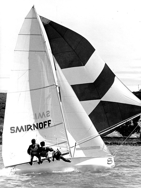 In 1972 Smirnoff took the title on the Brisbane River.19