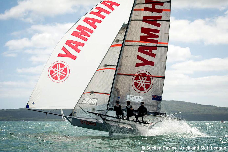 Yamaha wins NZ Championship