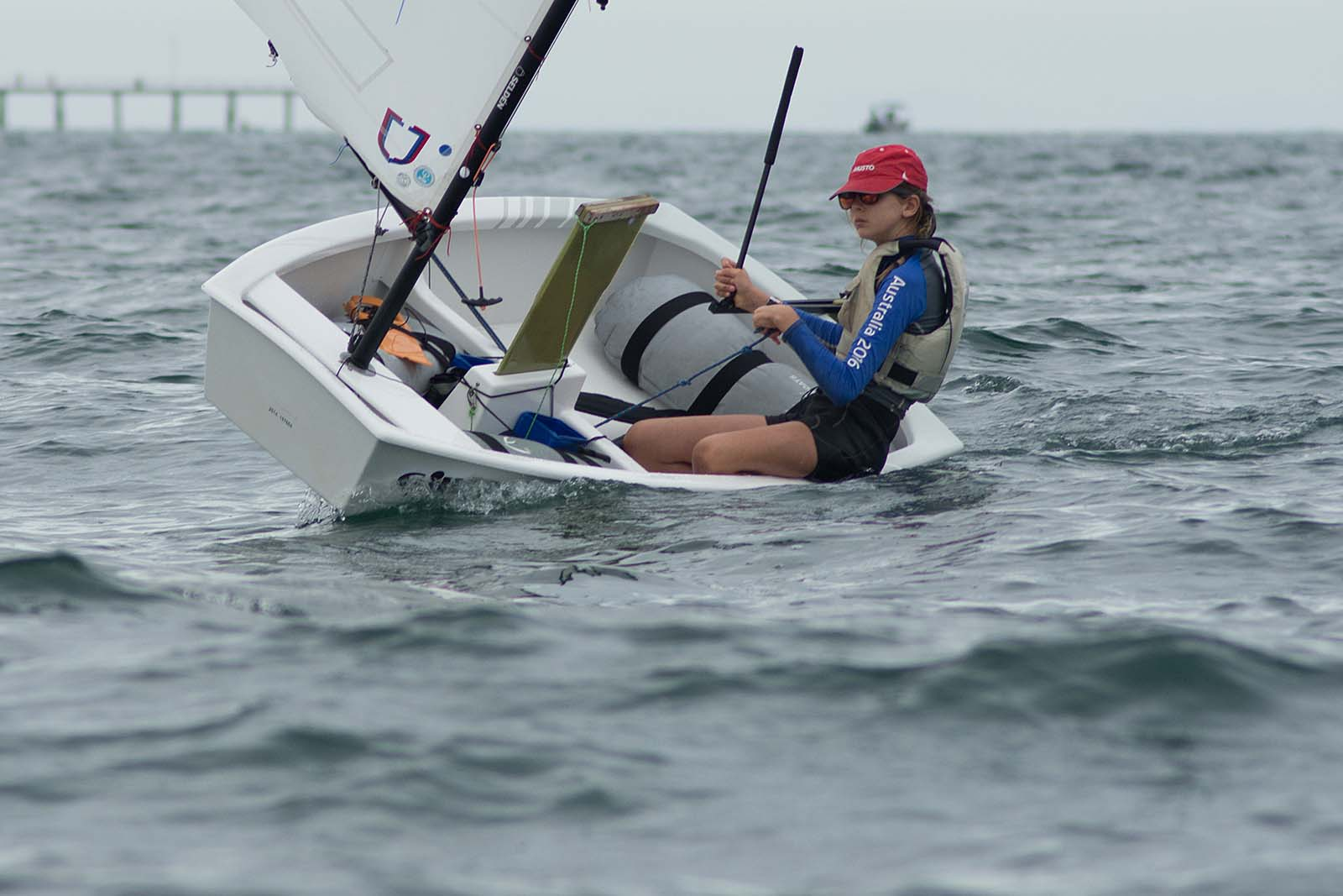 Strong and competitive fleet gets set for SA Optimist States