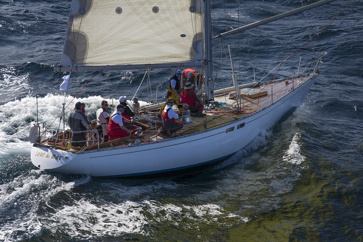 Admiral's Cup to be marked with 50th Anniversary Regatta
