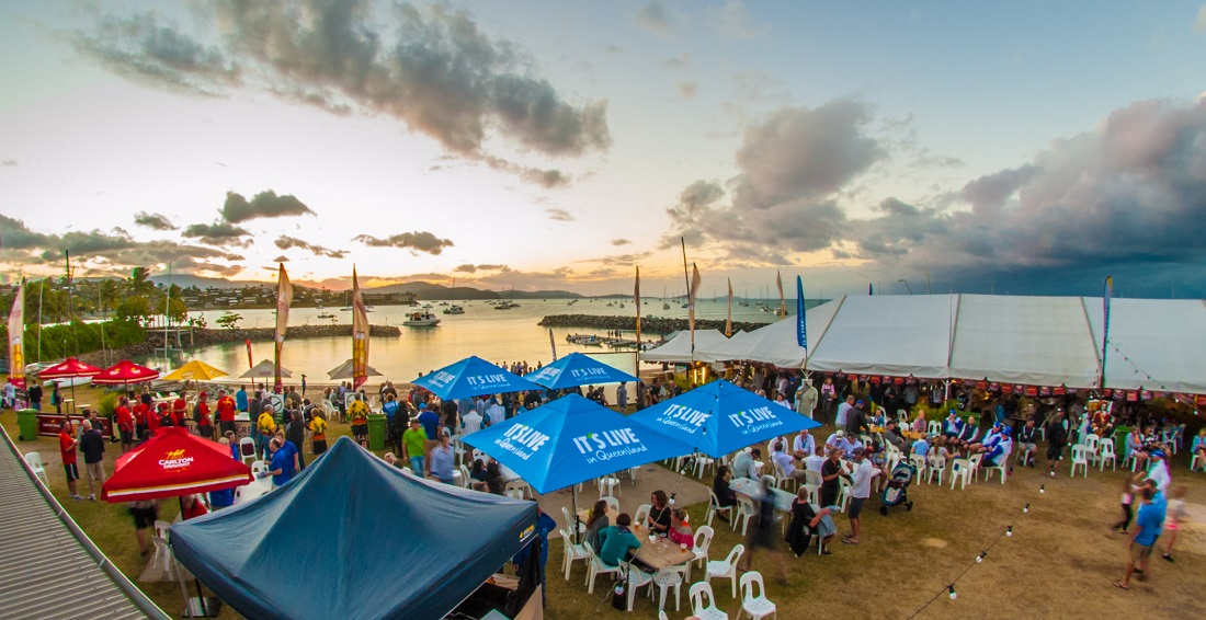 Thirty days and counting to Airlie Beach Race Week