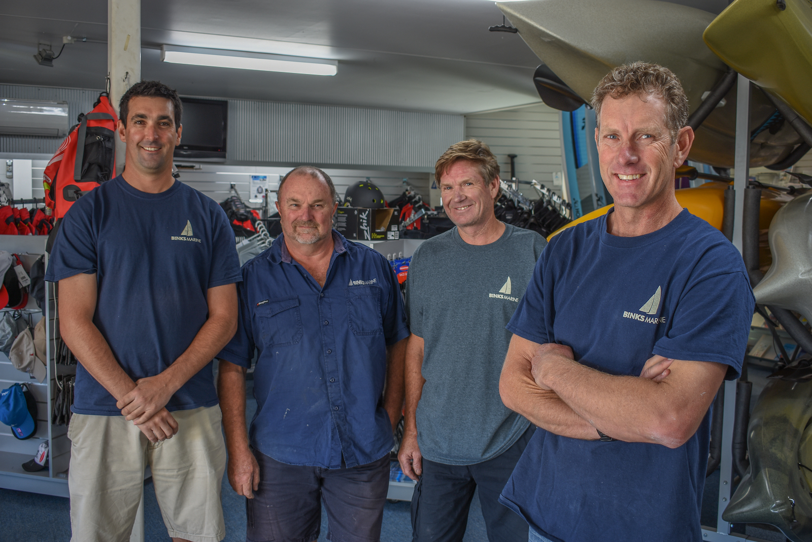 Rich history of servicing South Australian sailing