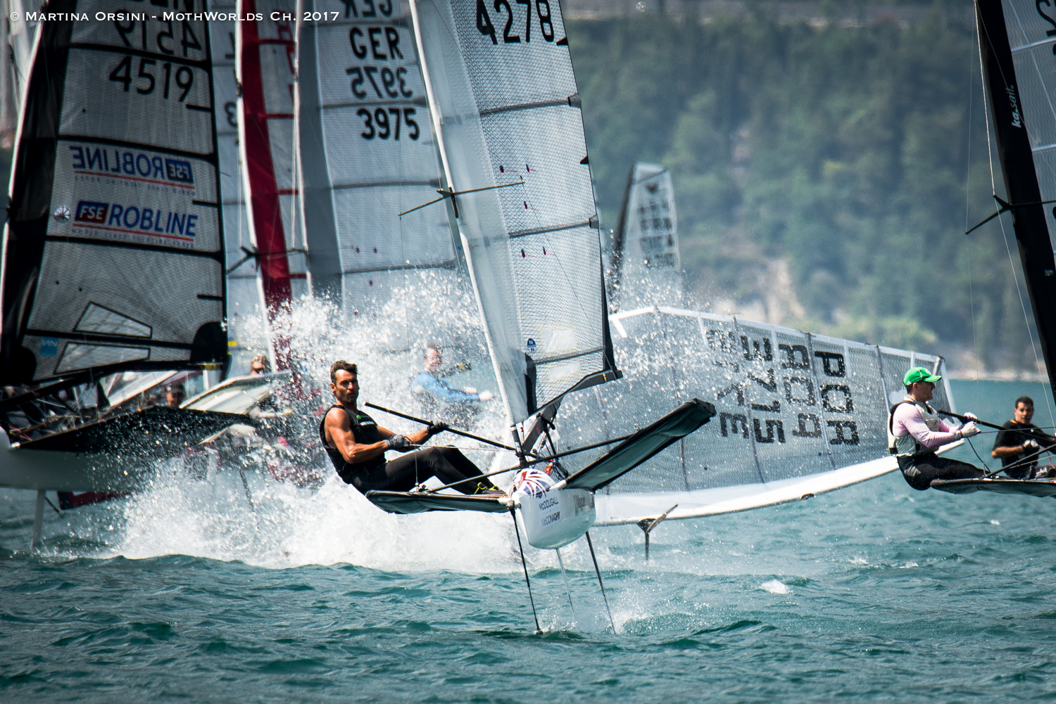 Glamour day blows away cobwebs | Italian Moth Series, Pre Worlds