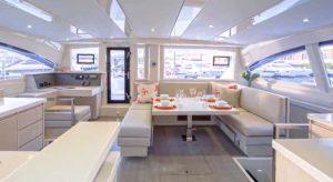 Saloon of new spectator vessel - Vampp Photography