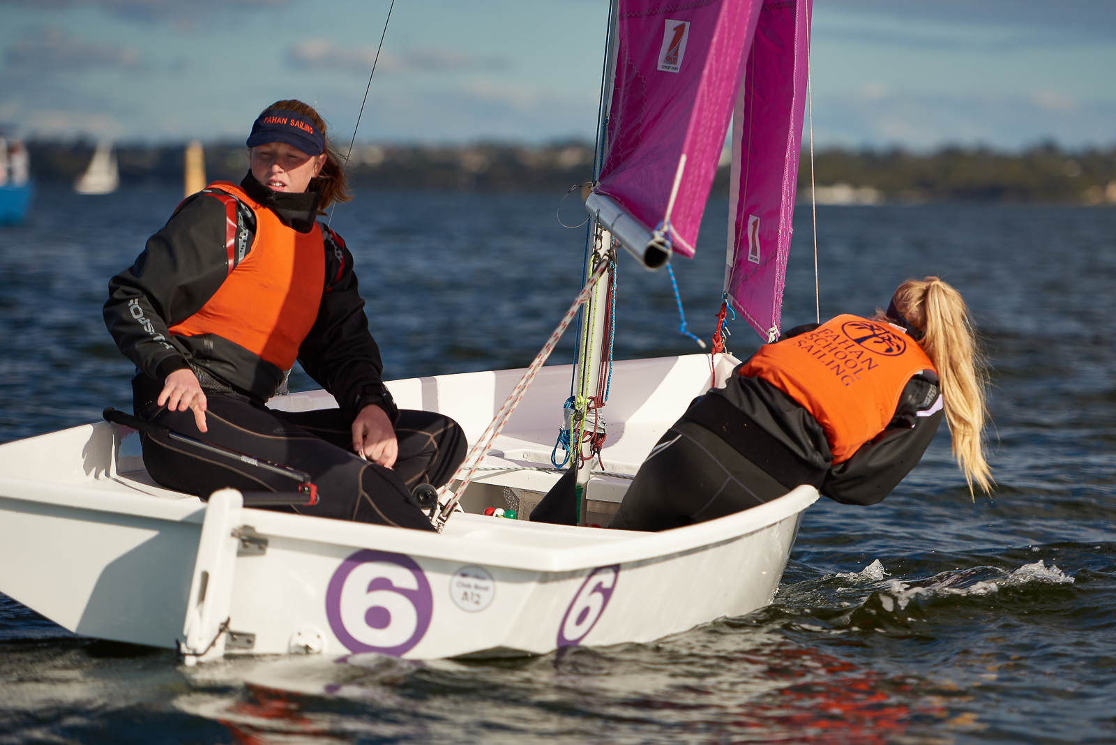 Team Sailing Nationals | How does the finals series work?