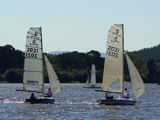 YMCA Sailing Club set to host ACT Dinghy Championships