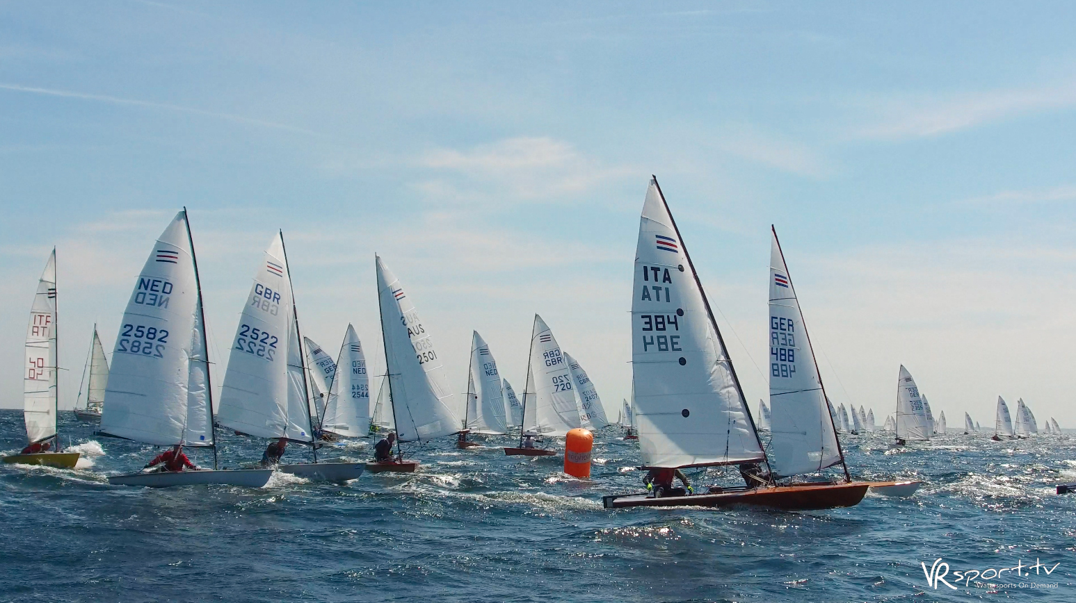 Contender Worlds to descend on McCrae Yacht Club