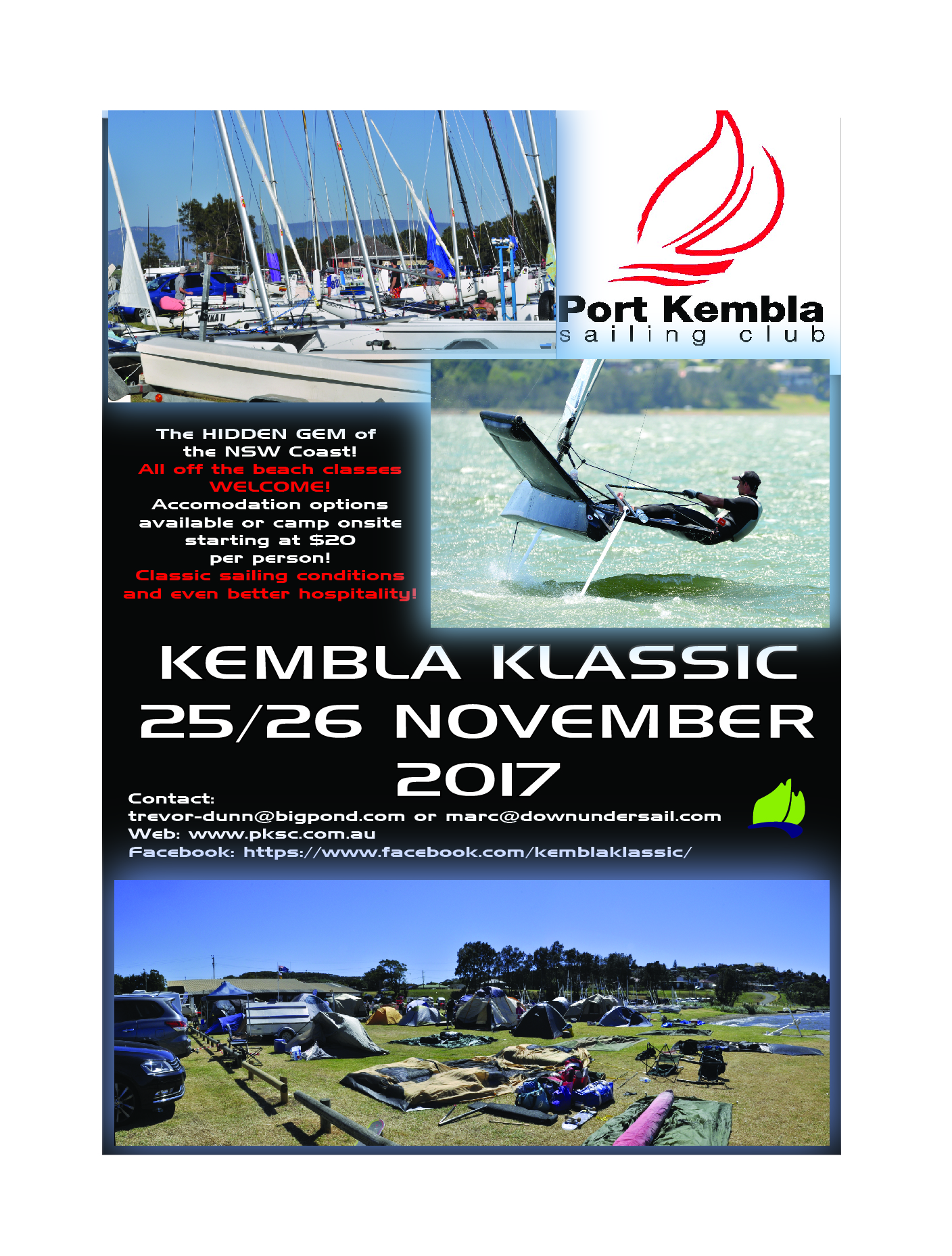 Kembla Klassic set to sizzle the south coast!