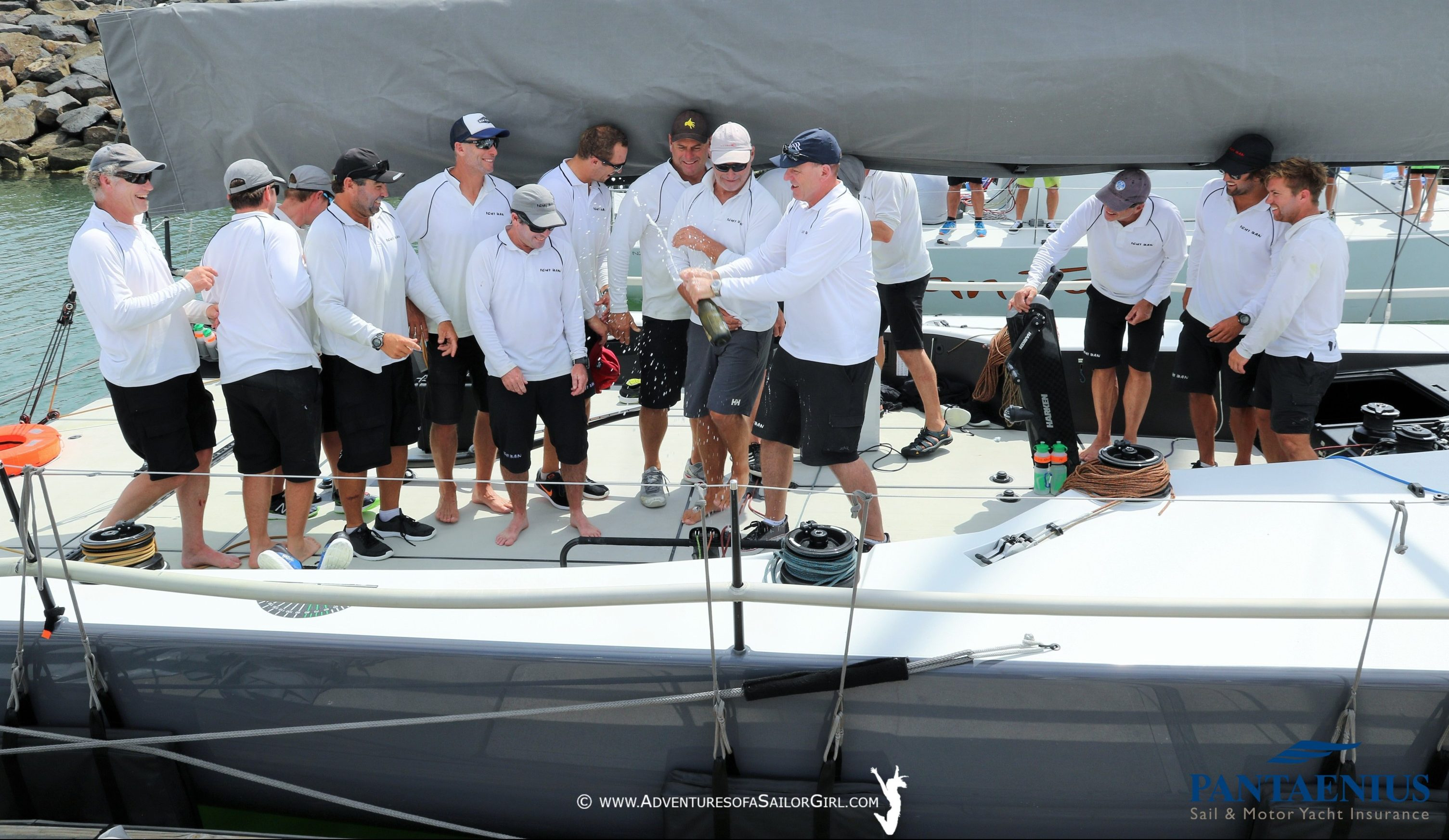 Ichi Ban cleans up division one | Australian Yachting Championships