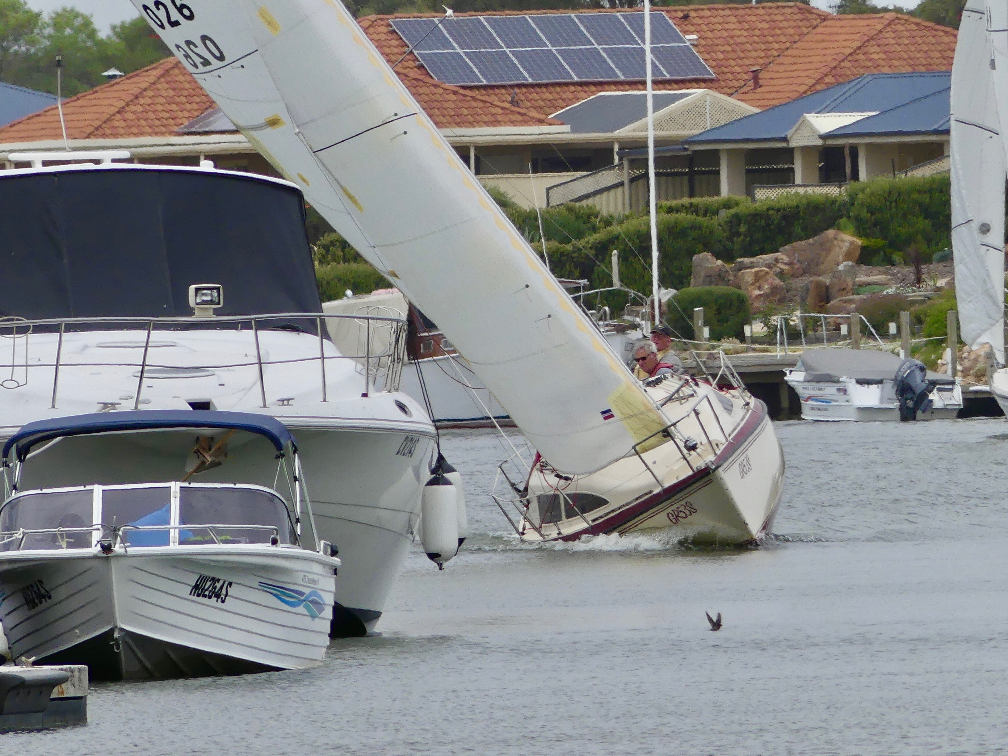 Coorong Quays a tricky race track for Marina Challenge | Goolwa Regatta Week