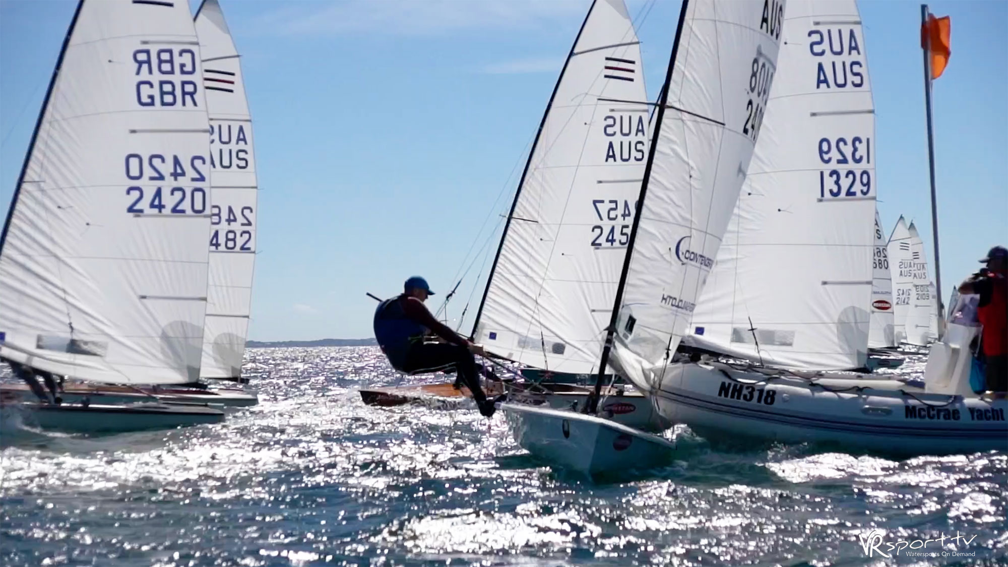VIDEO: Bulka and Beebe in a two-horse race | Contender Worlds