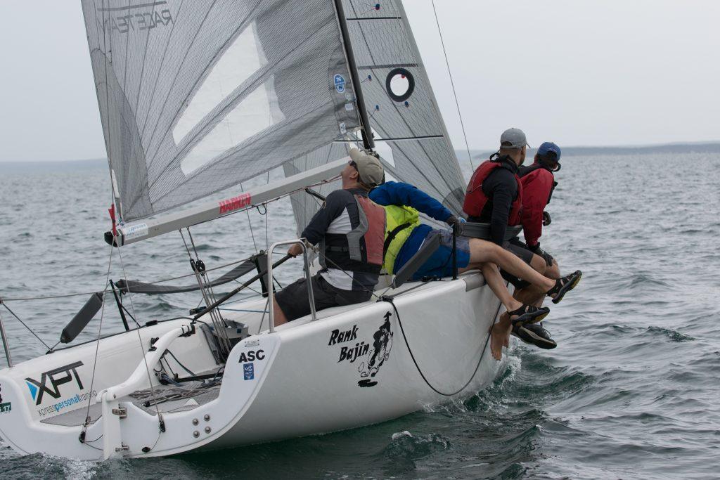 Doug Watson's Rank Bajin sailed well. Photos: Ally Graham