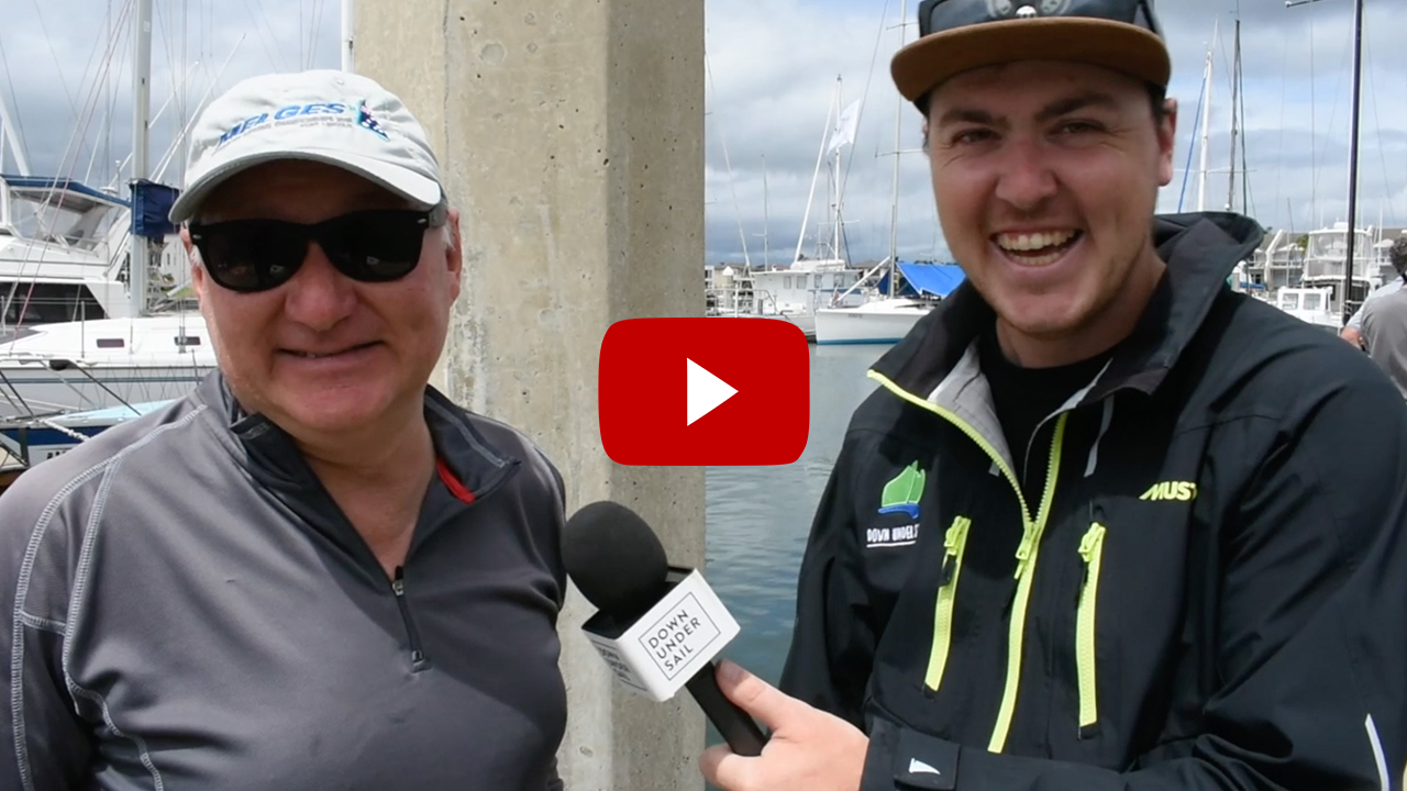 VIDEO INTERVIEWS: Final day of Melges 24 Nationals, Port Lincoln